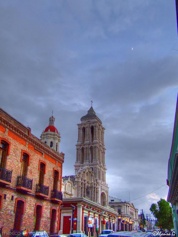 Catedral de Saltillo (HDR)
