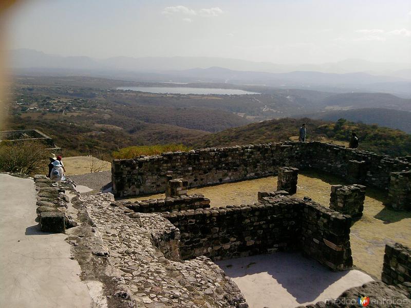 Vista de Xochicalco