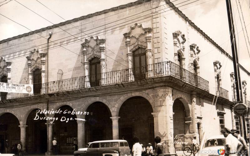 Palacio de Gobierno de Durango