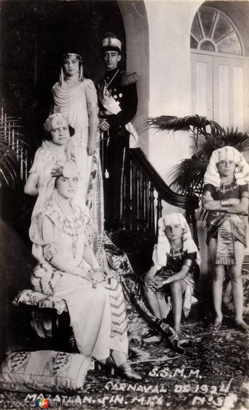 Carnaval de Mazatlán de 1924