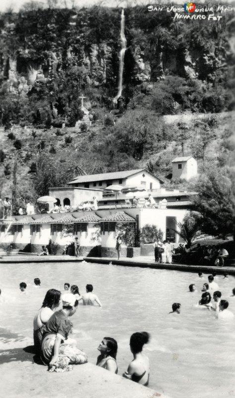 Balneario de San José de Purúa