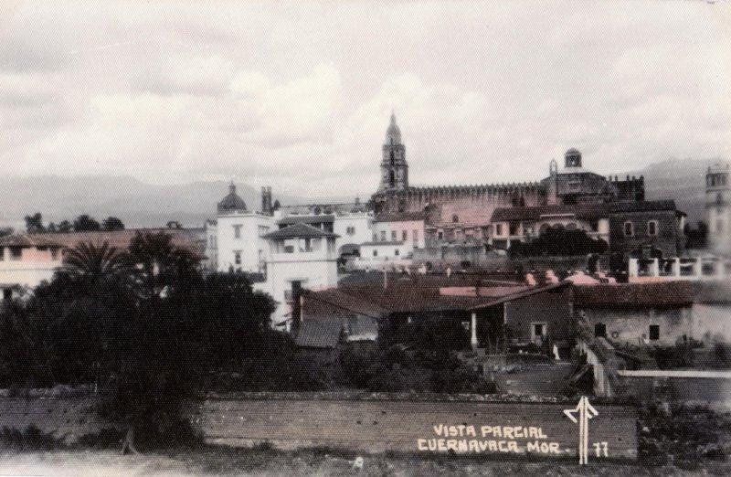 Vista de Cuernavaca