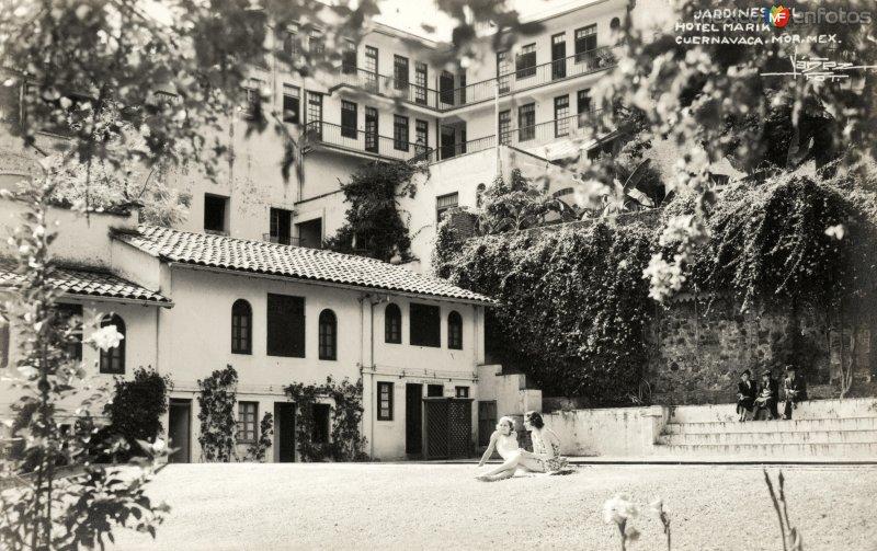 Lardines del Hotel Marik