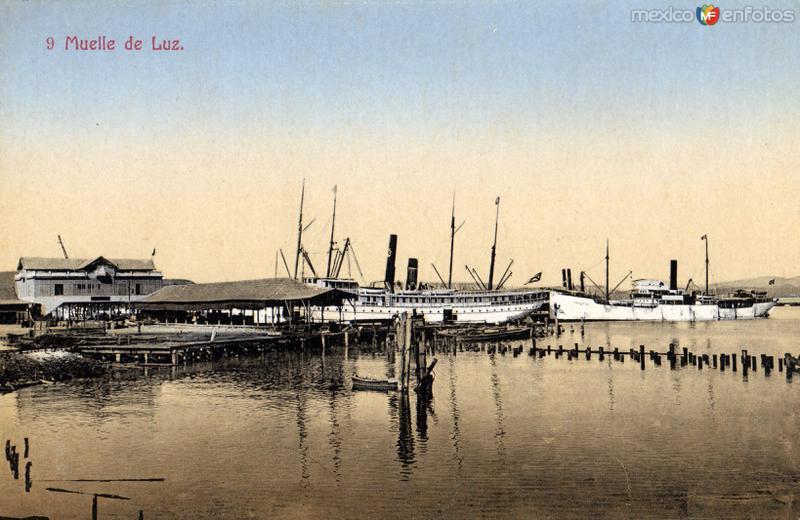 Muelle de Luz