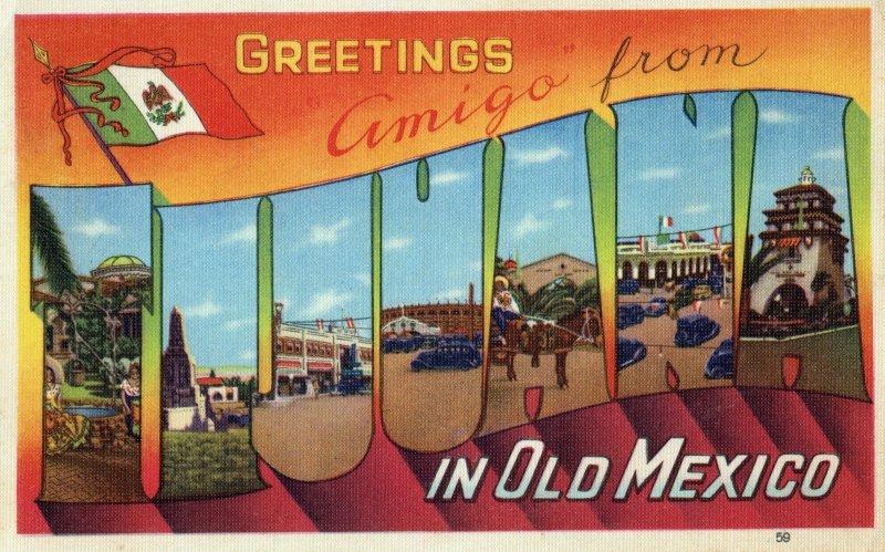 Saludos desde Tijuana