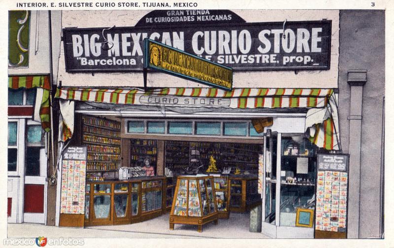 Big Mexican Curio Store