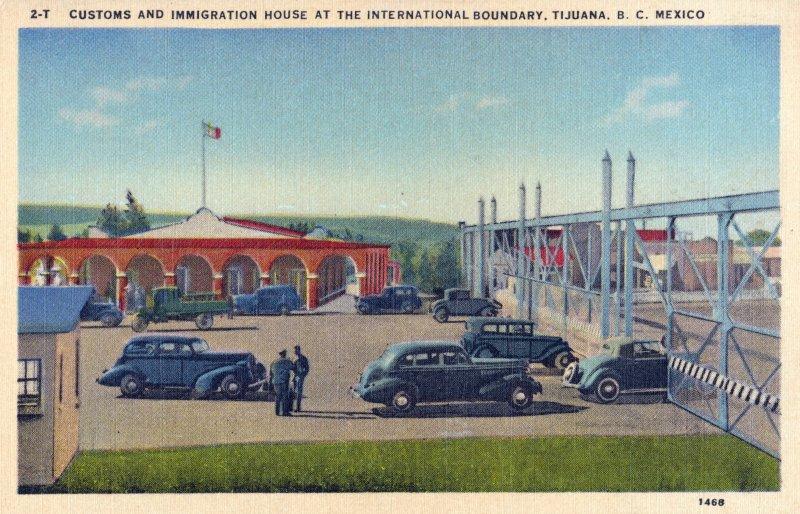 Línea Internacional y Aduanas