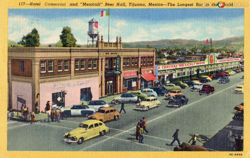 Hotel Comercial y Mexicali Beer Hall