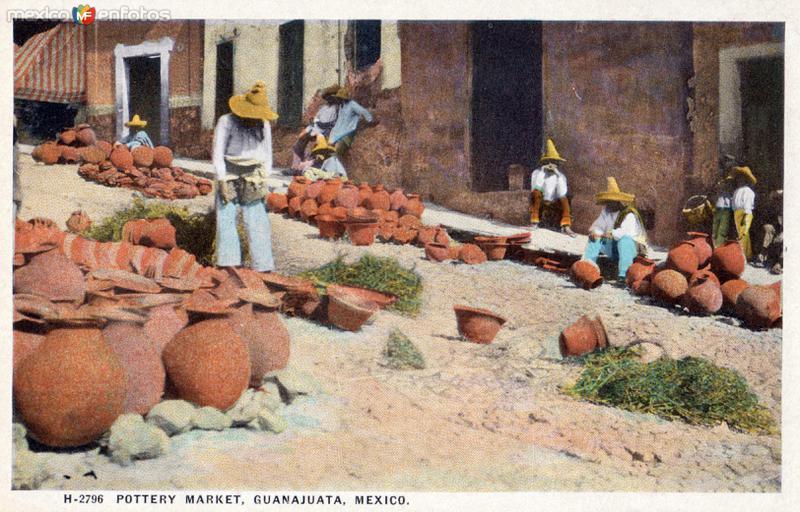 Mercado de ollas