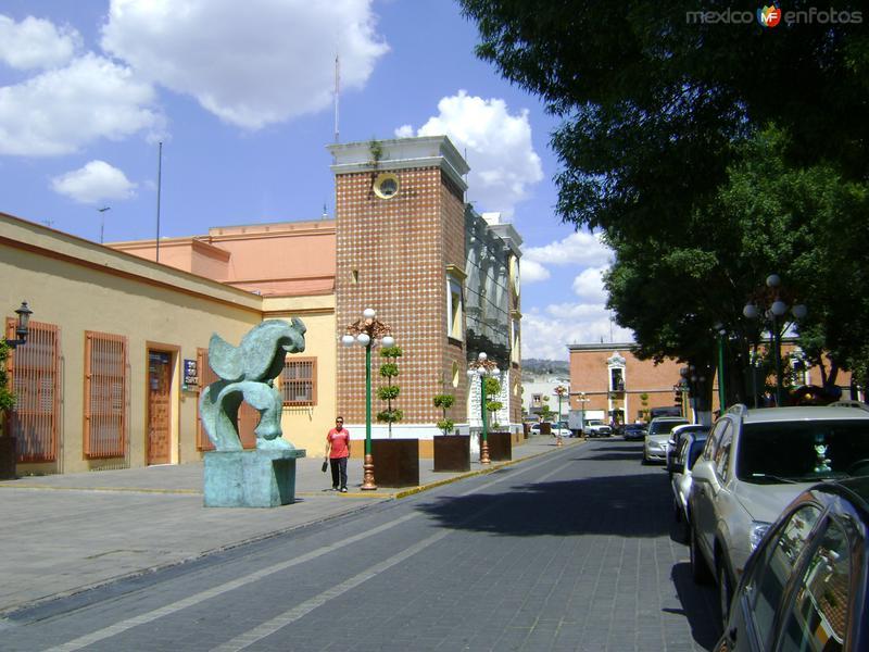 Capilla de Indios. Cd. de Tlaxcala. Febrero/2012