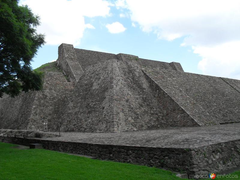 Piramide de Tenayuca
