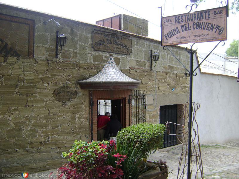Otra muestra de arquitectura colonial. Febrero/2012