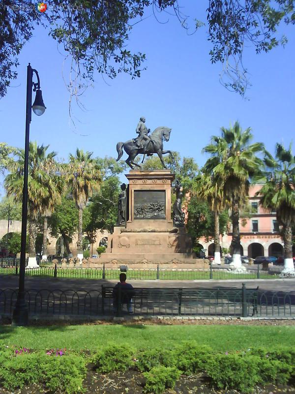 plaza del caballito
