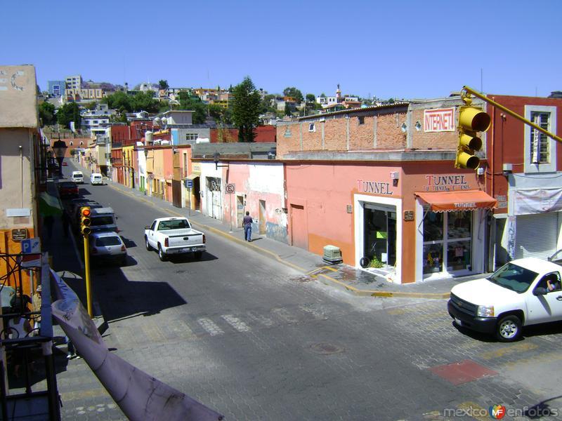Calle 20 de Noviembre, Centro Histórico. Abril/2012