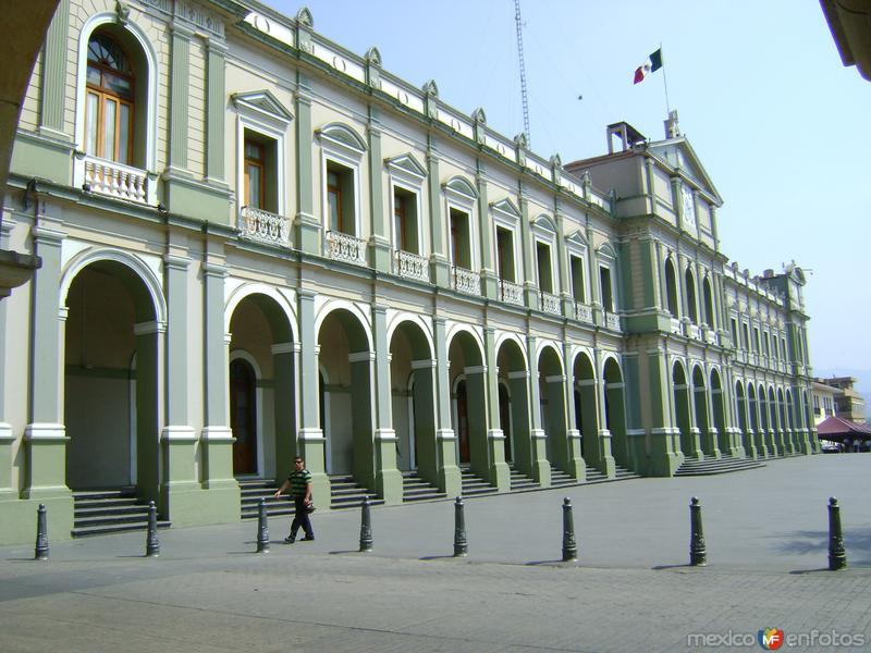 Palacio Municipal de Córdoba. Abril/2012