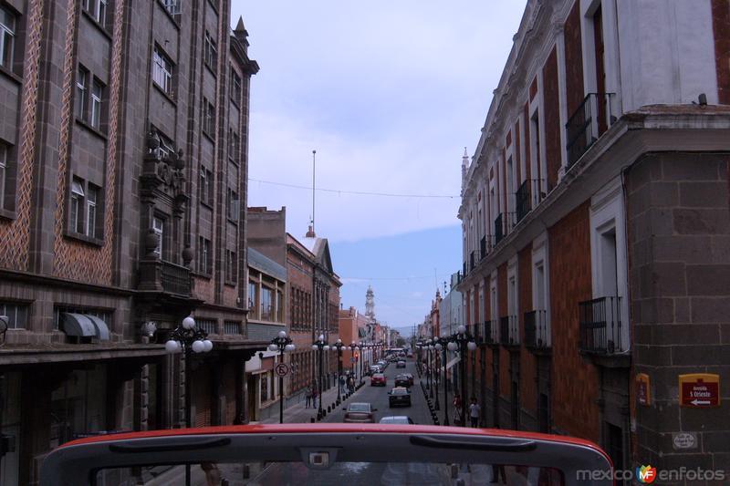calle de puebla