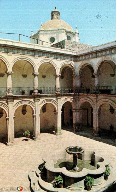 Convento de San Francisco. Museo Regional