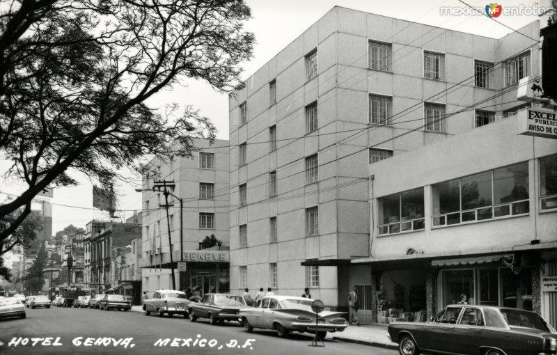 Hotel Génova