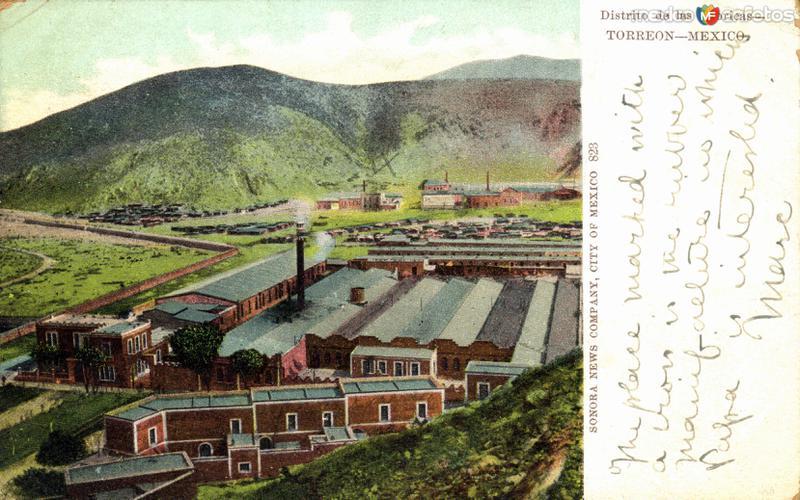Distrito de las fábricas