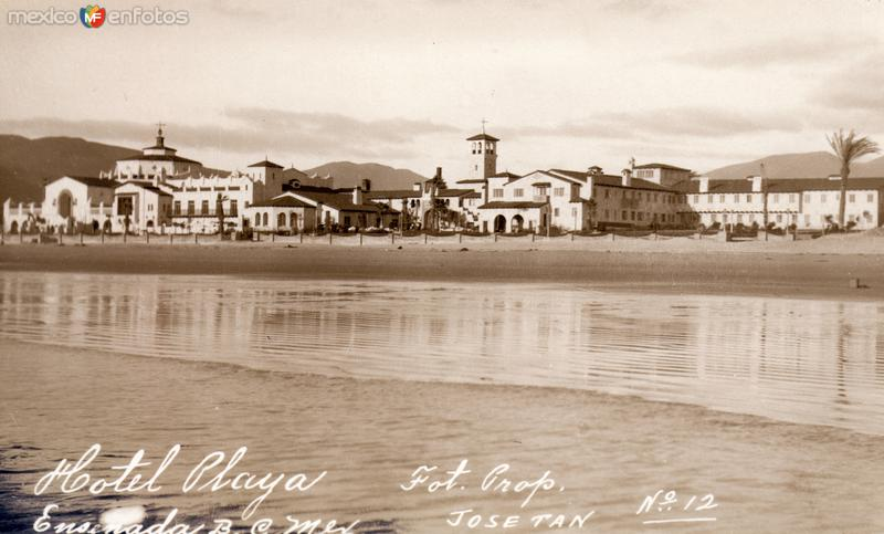 Hotel Playa (hoy Centro Cultural Riviera)