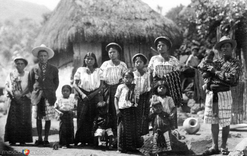 Familia Mexicana
