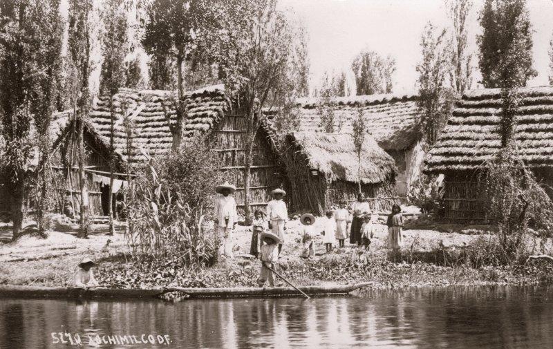 Casas de Xochimilco
