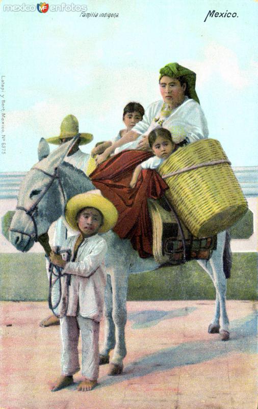 Familia Indígena
