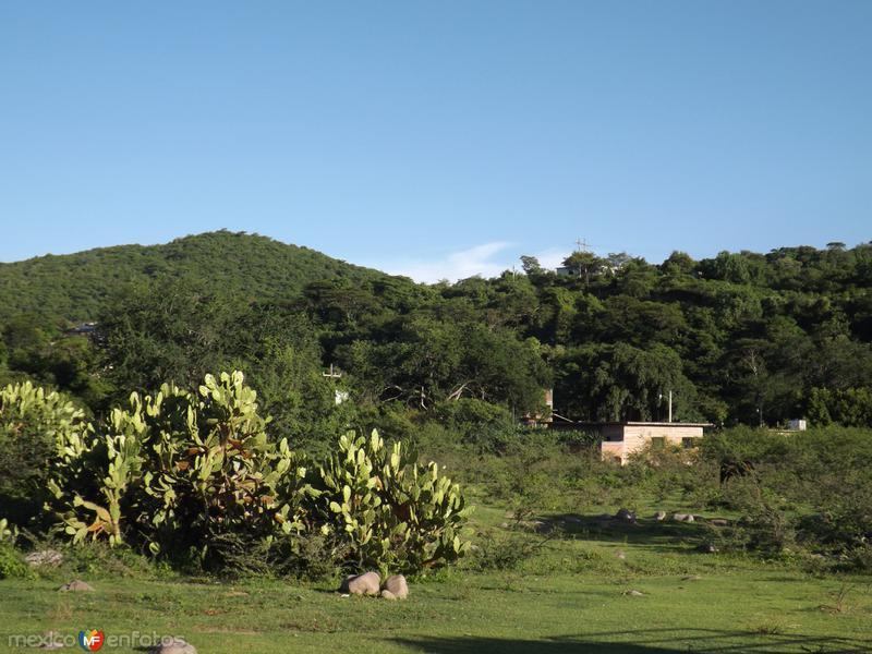 Comunidad de Atetetla, Guerrero. Julio/2012