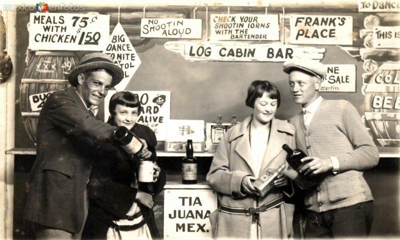 Bar en Tijuana