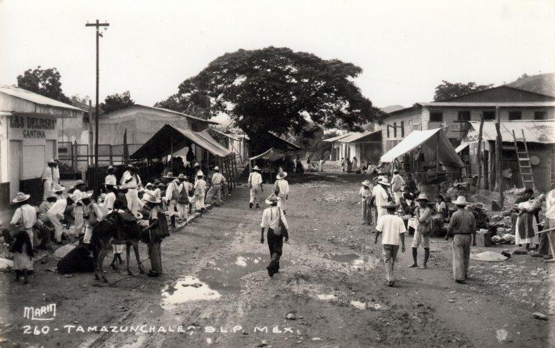 Calle de Tamazunchale