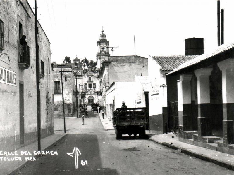 Calle del Carmen
