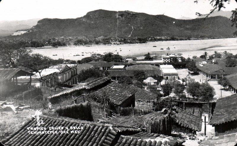 Vista panorámica de Tehuantepec