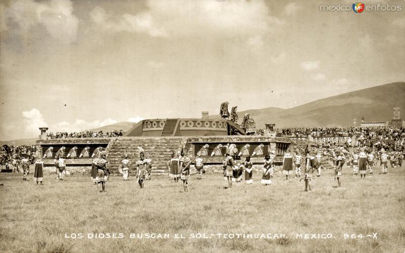 Festividades de Teotihuacán