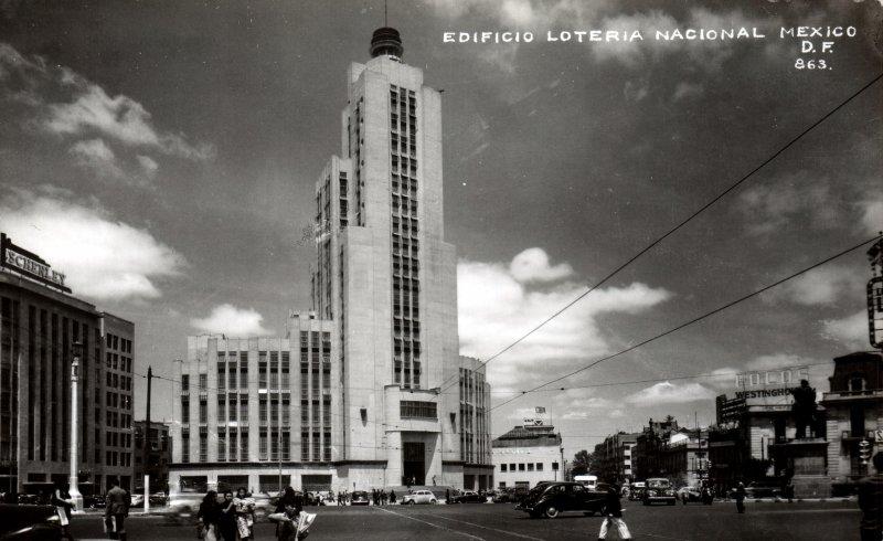 Edificio de la Lortería Nacional