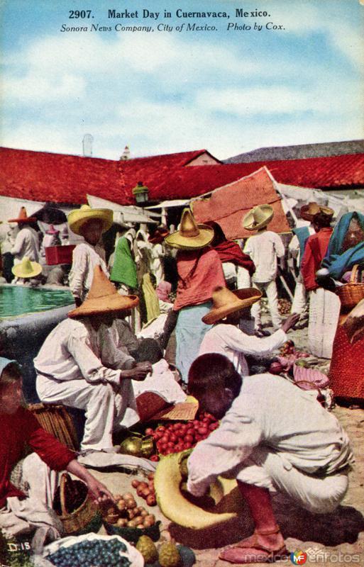 Mercado de Cuernavaca