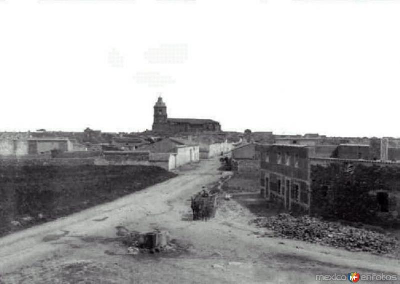 VISTA LATERAL IZQ. DE A CATEDRAL DE ESQUIPULAS, VILLAHERMOSA, TAB. 1920