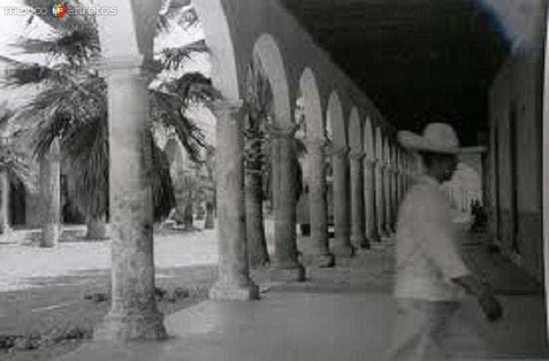 ANTIGUA HACIENDA CHOCOLATERA COMALCALCO, TAB. 1934