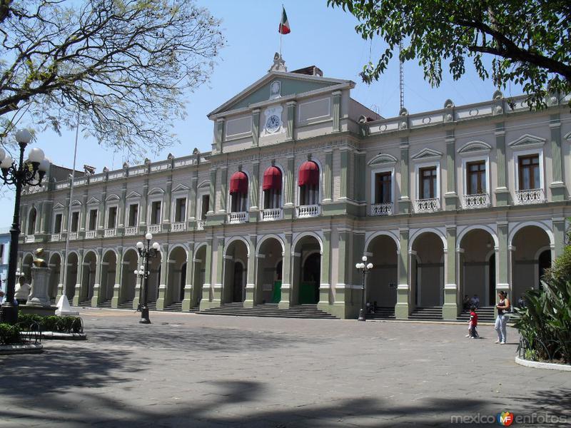 El palacio municipal de Cordoba