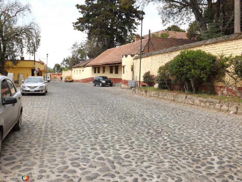 Calles de San Miguel Regla