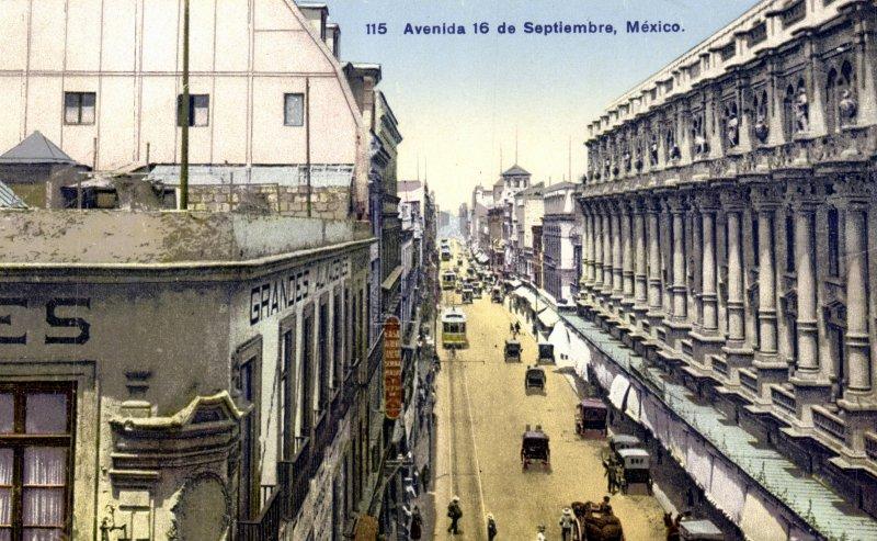 Avenida 16 de Septiembre