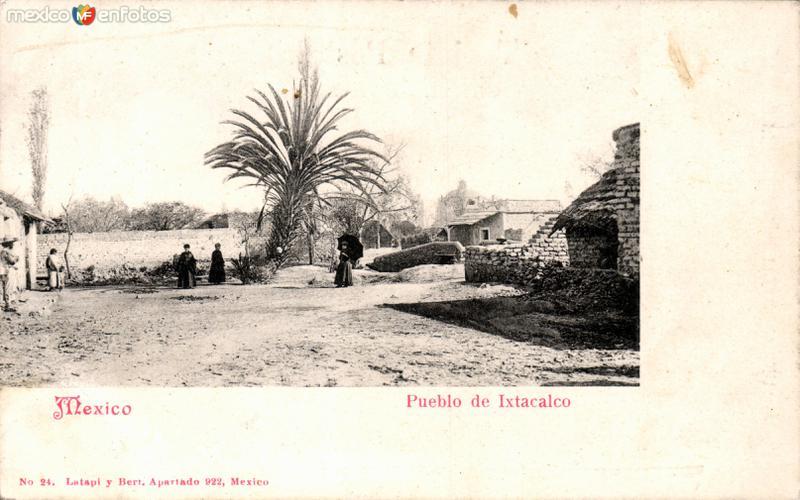 Pueblo de Iztacalco
