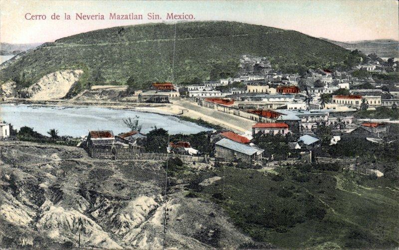 Cerro de la Nevería