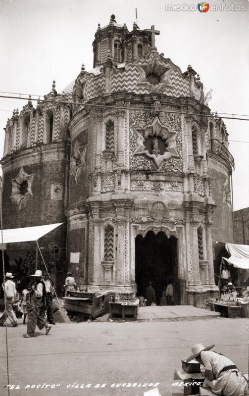 Templo de El Pocito