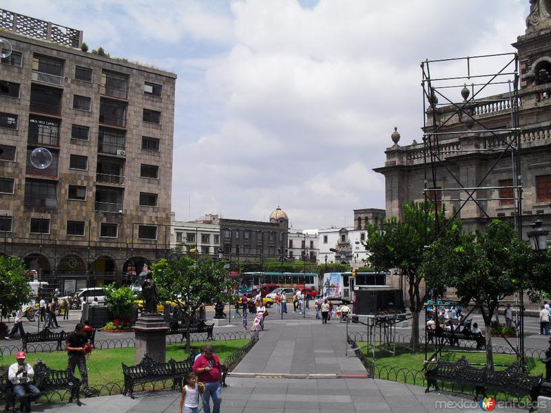 Postales de Guadalajara, Jal.