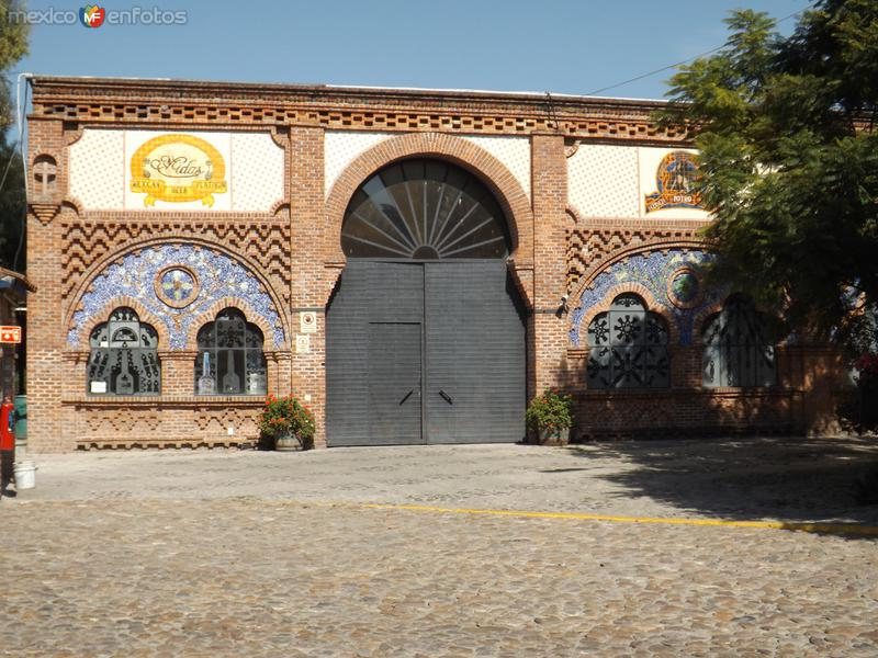 Ex-hacienda Corralejo, Guanajuato. Noviembre/2012