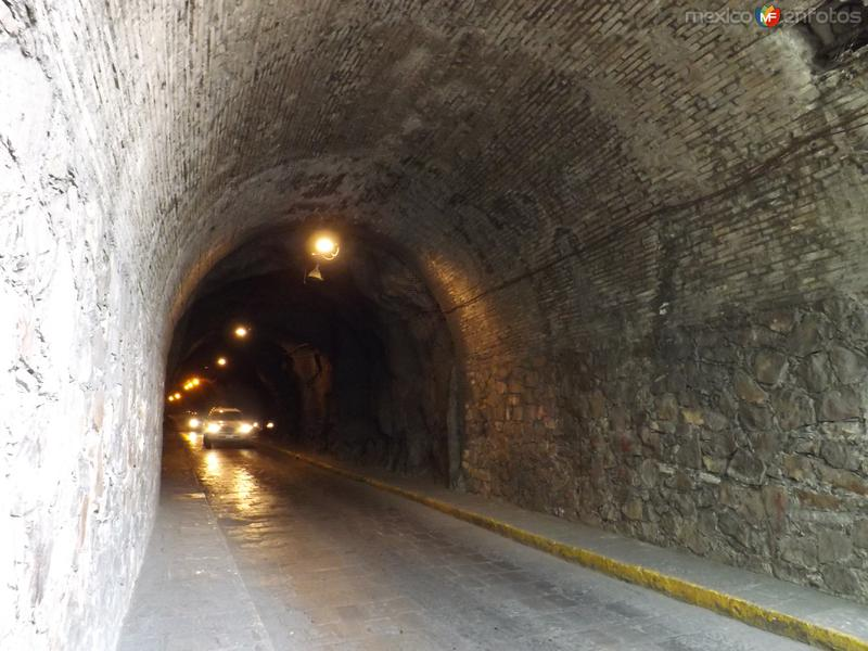 Tuneles de la cd. patrimonio cultural de la humanidad. Noviembre/2012