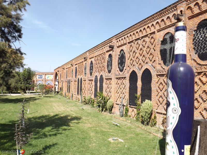 Bodegas de la ex-hacienda Corralejo. Noviembre/2012