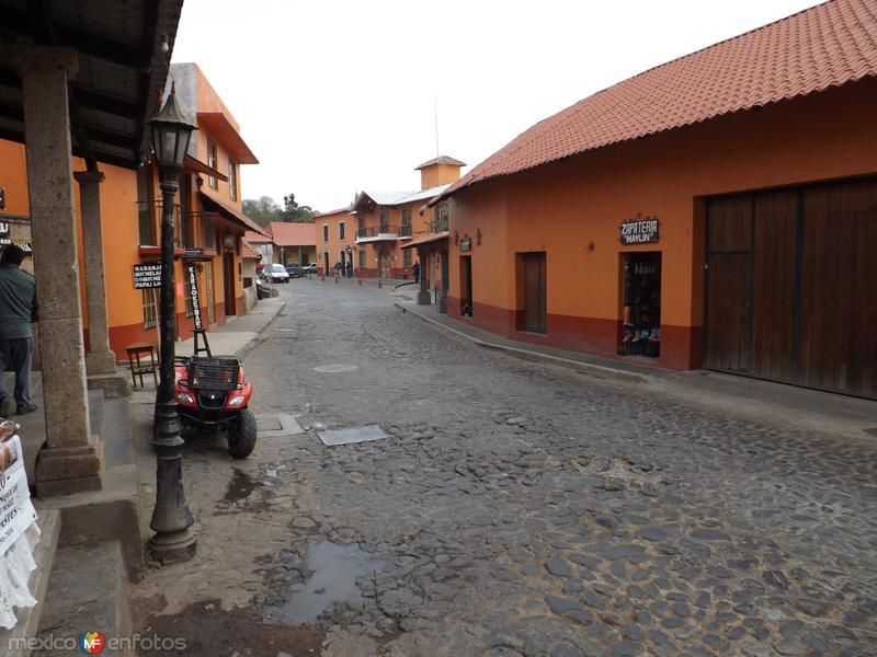 El pueblo mágico de Huasca de Ocampo. Noviembre/2012