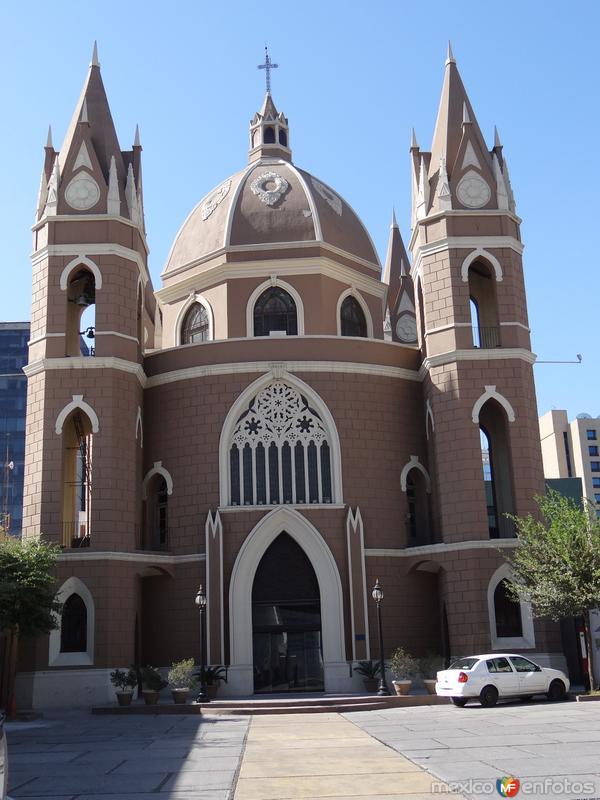 Templo expiatorio Juan Luis Gonzaga