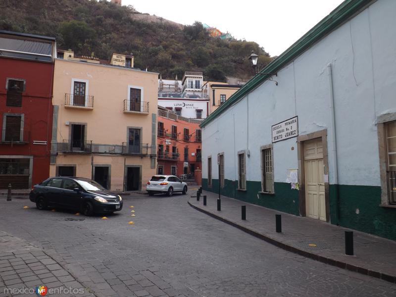Plazuela de Guanajuato, Gto. Noviembre/2012